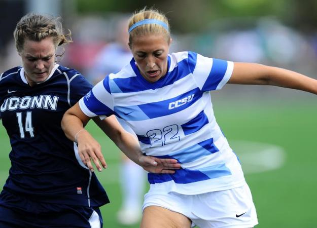 Women's Soccer Falls to Yale, 1-0