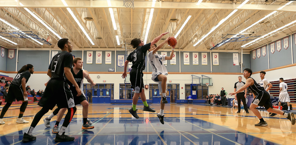 Capilano takes down Quest