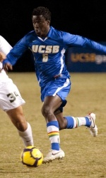 Short-Handed Gauchos Fall to No. 6 Seeded Cal, 2-1, in Overtime