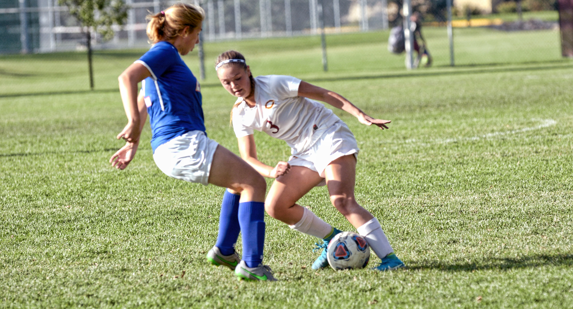 Cobber sophomore Halle Jordan scored her second game-winning goal of the year to help Concordia beat UMAC-leading Northwestern 2-1 in double overtime.