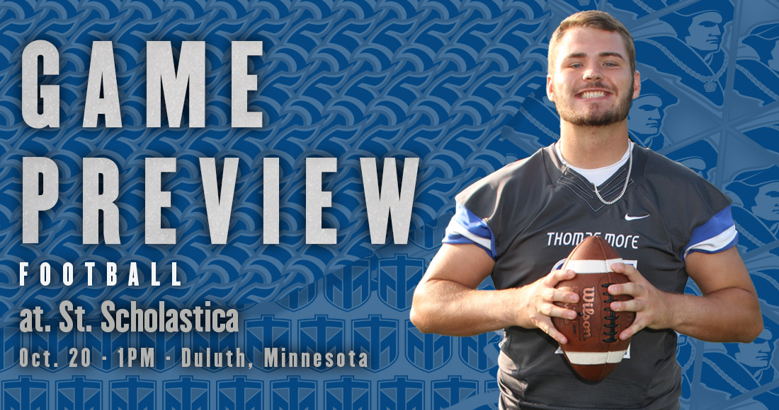 Saints Travel to Minnesota to Play St. Scholastica