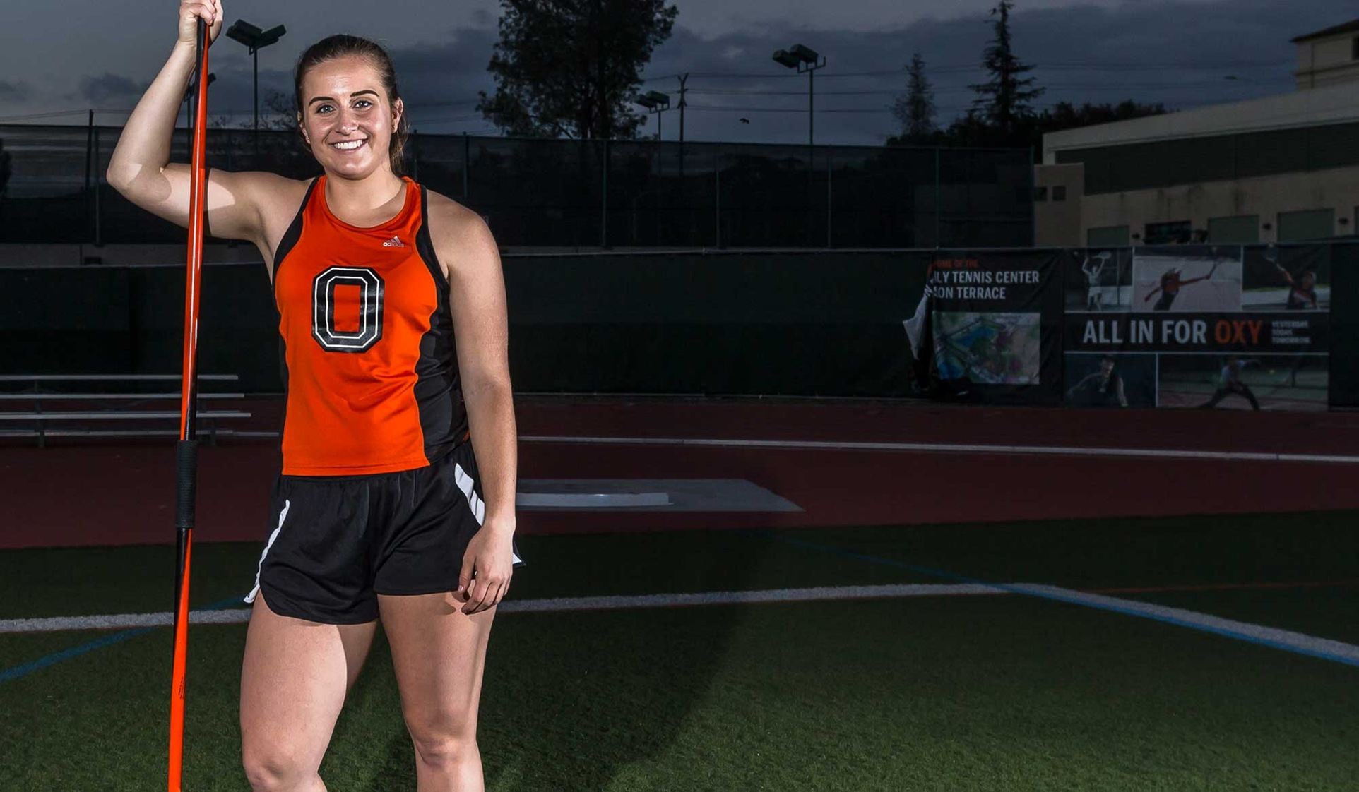 Degnan Leads Four All-SCIAC Performances on Day 1