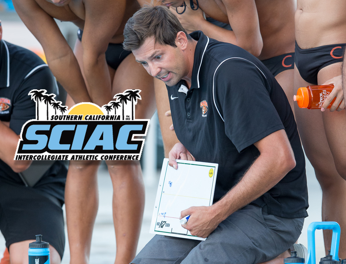 Bonafede Named SCIAC Men's Polo Coach of the Year