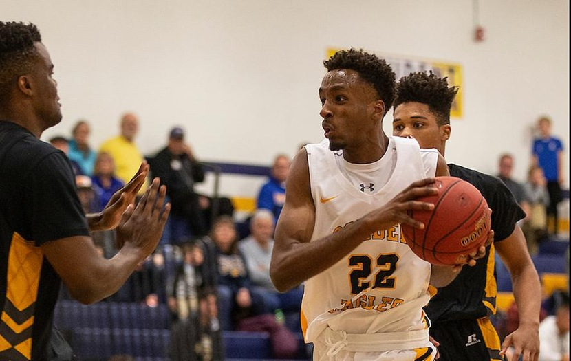 Golden Eagles Fly Past Northeastern JC