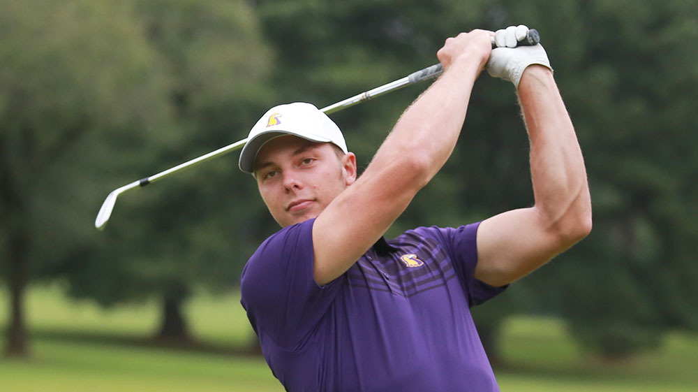 Golden Eagle men in striking distance at EKU Raising Canes Intercollegiate