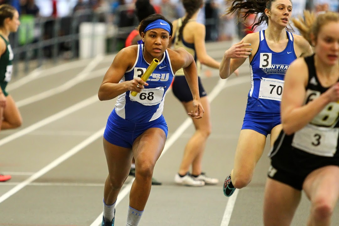Women's Track Competes at Wagner Invitational
