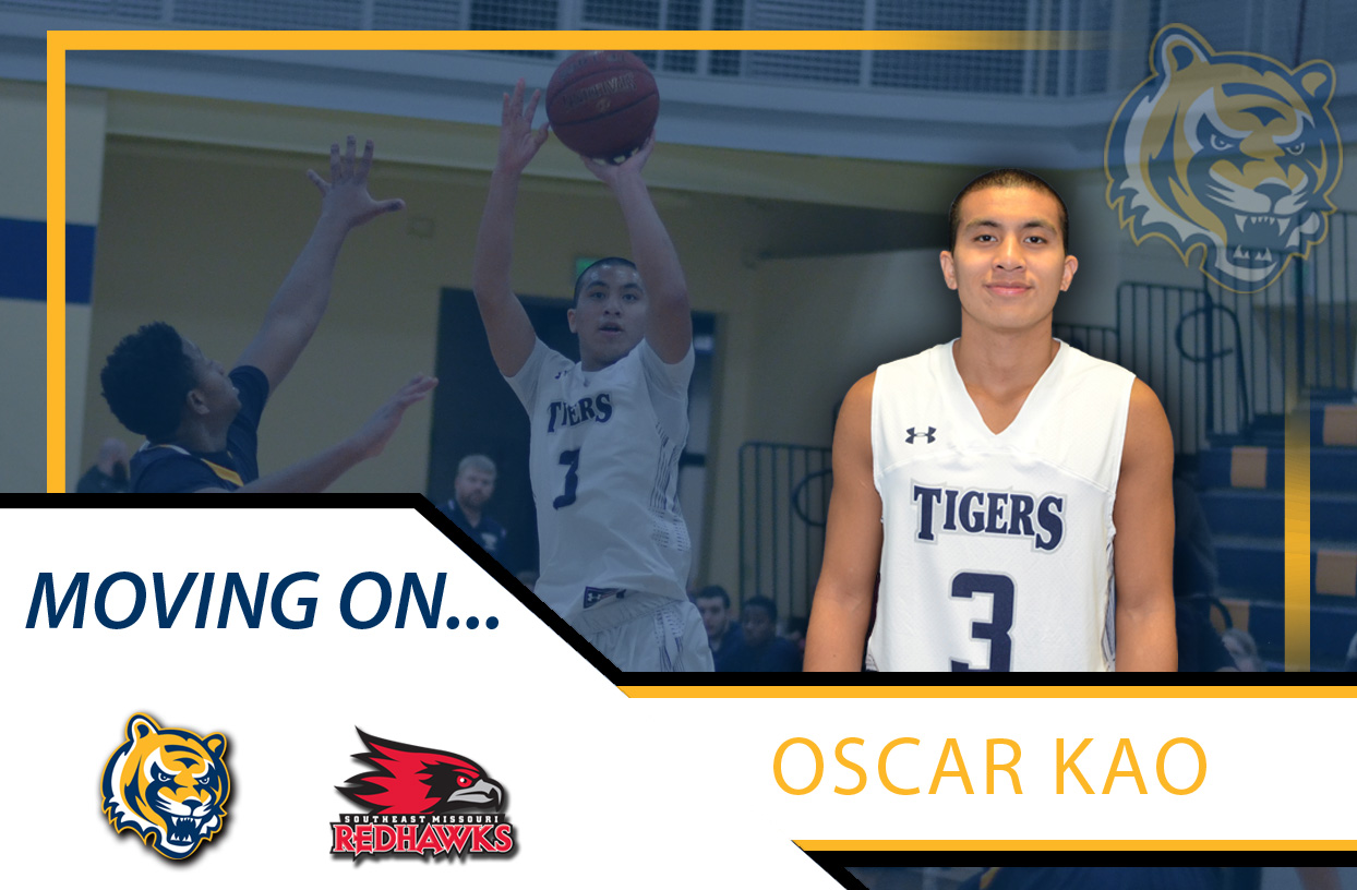 Oscar Kao Signs with Southeast Missouri State University