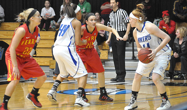 Ferris State Women Battle Late But Fall Short; Will Visit Wayne State For GLIAC Quarterfinal