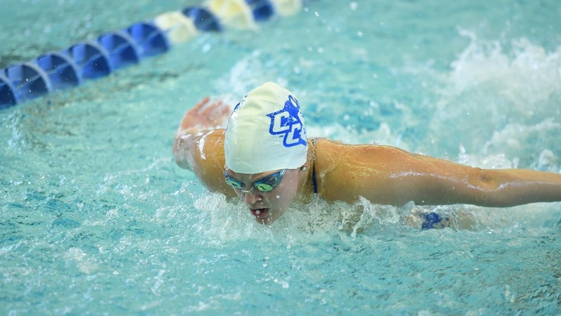 Blue Devils Maintain Second Place After Day Three of NEC Championships