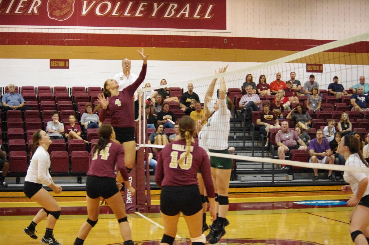Cavs Fall in Four at Northwood