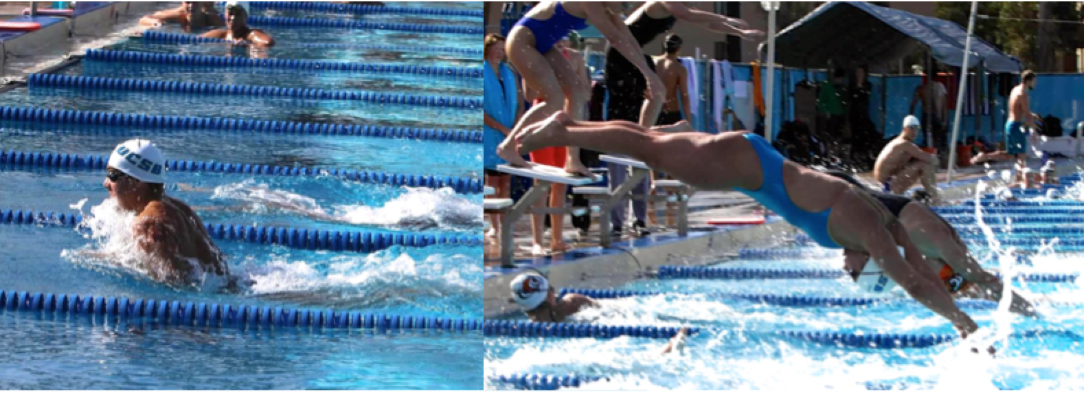 Julia Mikota and Jonathan Panchak Take MPSF Swimmers of the Week