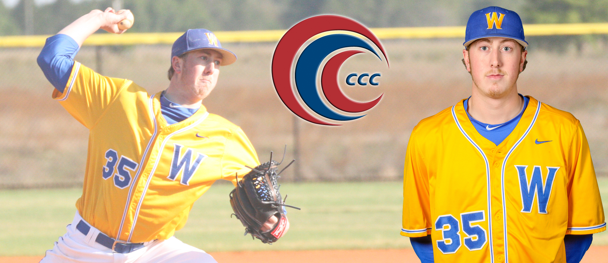 Jake Kawiecki Earns First Career CCC Pitcher of the Week Award