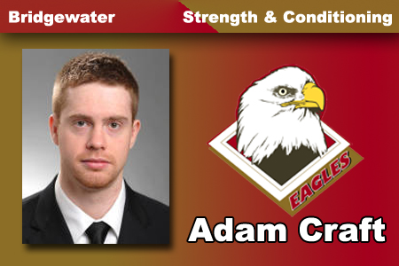 Bridgewater Grad Selected As New Strength & Conditioning Head Coach