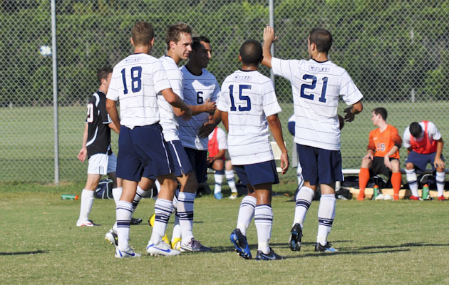 Coker Men's Soccer Announces Additions to 2012 Squad