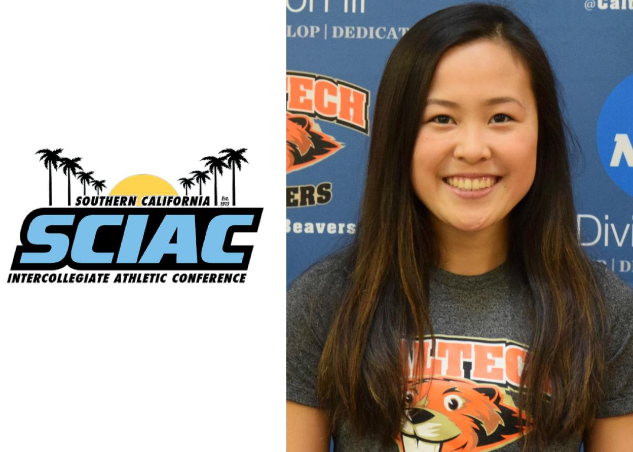 Moriyama Named SCIAC Athlete of the Week