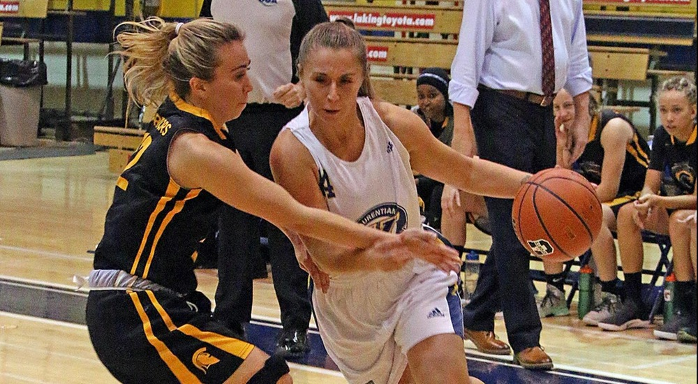 WBB | Voyageurs Triumph With Team Effort