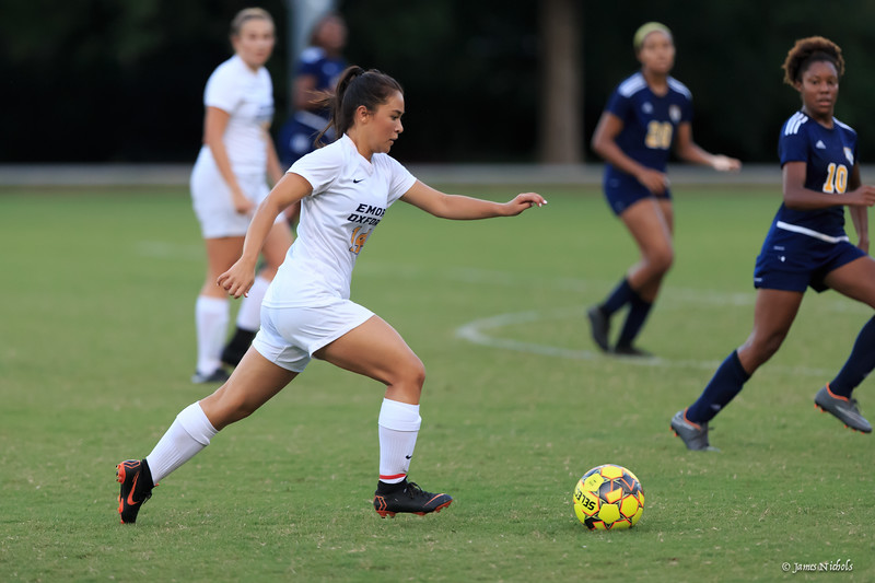 Emory Oxford Women's Soccer Wins First Game of The Season