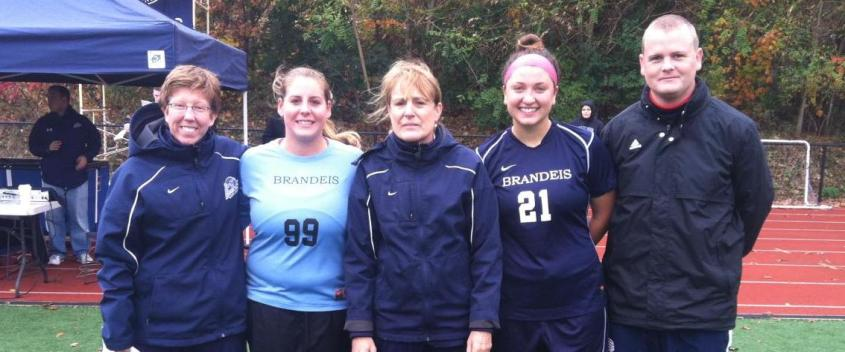 Brandeis Women's Soccer falls to 21st-ranked Carnegie Mellon on Senior Day