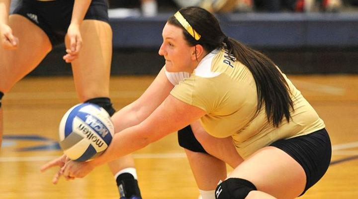 Volleyball Swept On Opening Night Of Wooster Tournament University Of Pittsburgh Bradford