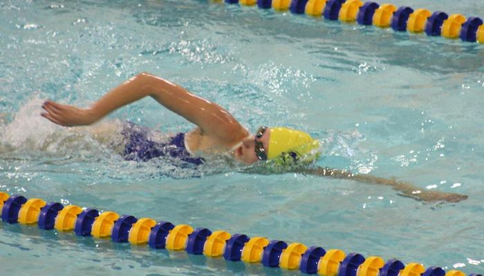 Lady Pioneer Swimmers Win Opener