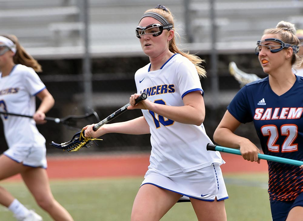 Lacrosse Soars Over Fitchburg State