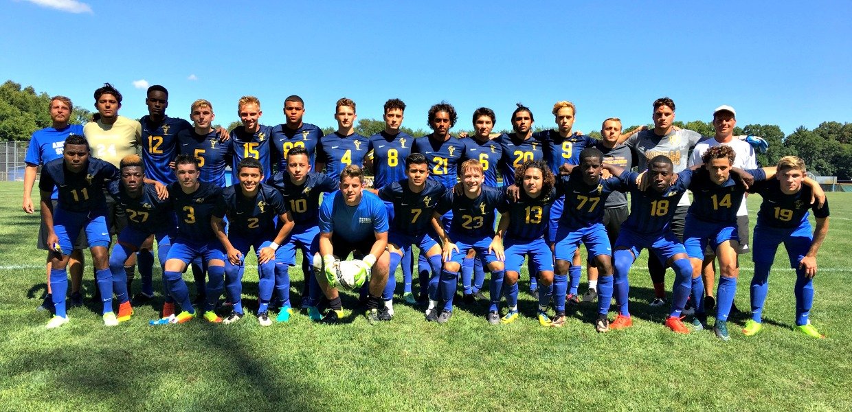Photo for Charger Soccer Brings Home MCCAA Conference Championship
