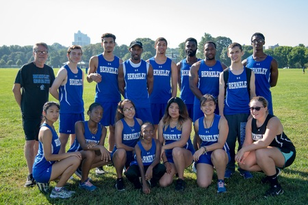 Men's and women's cross country teams compete in 2018 HVIAC championship meets at Hudson Valley Sports Dome