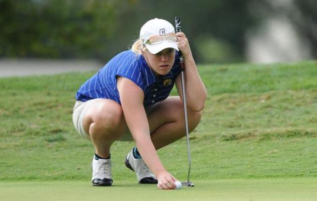 Cobra Women in Ninth After Opening Round of Conference Tournament