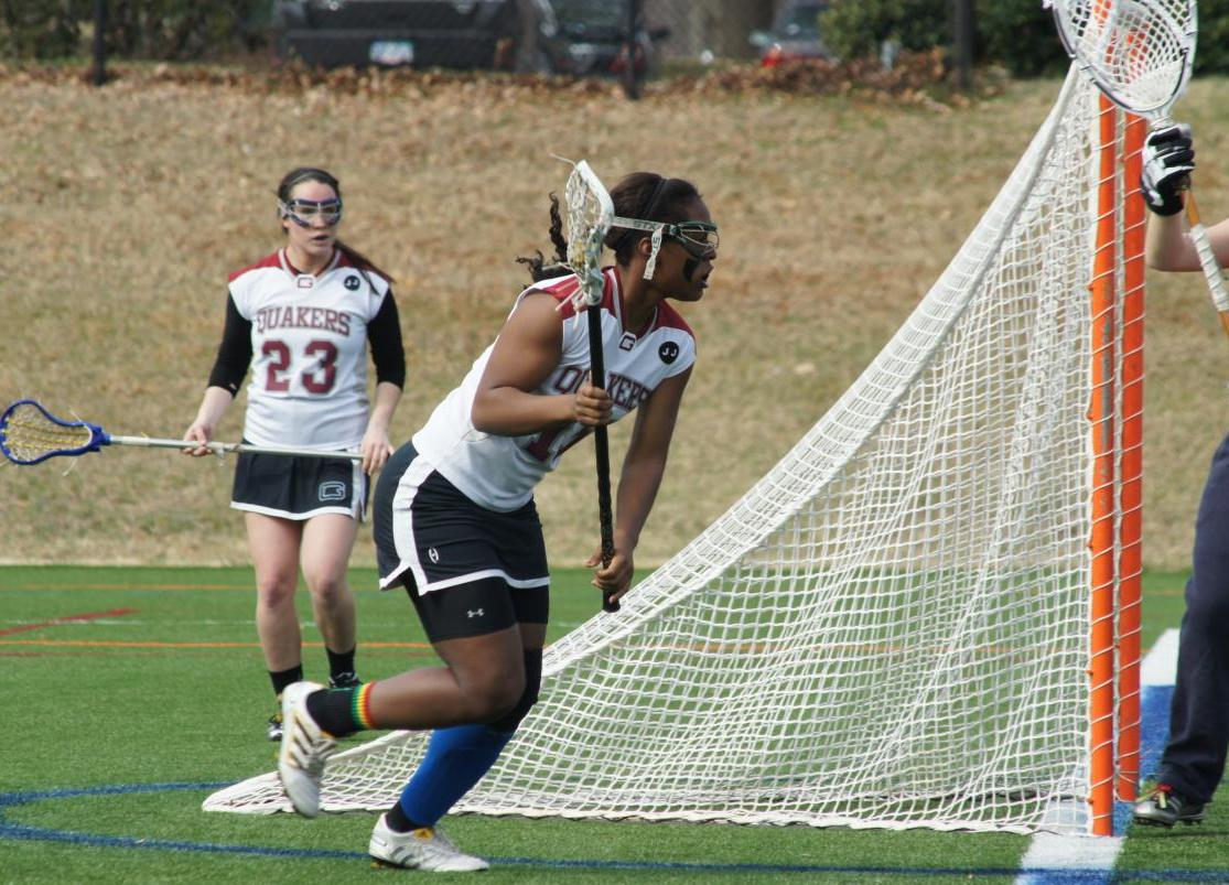Sewanee Rallies Past Guilford for Women's Lacrosse Win