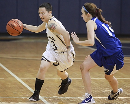 Gallaudet drops conference opener to Penn St.-Berks on the road