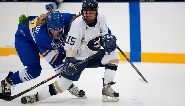 Women's Hockey Falls at Nationally-Ranked UW-Superior