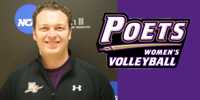 Chris Duarte-McDermott hired as new Volleyball Coach