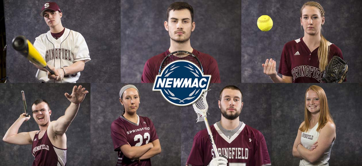 Sixty Spring Student-Athletes Earn NEWMAC Academic All-Conference Honors