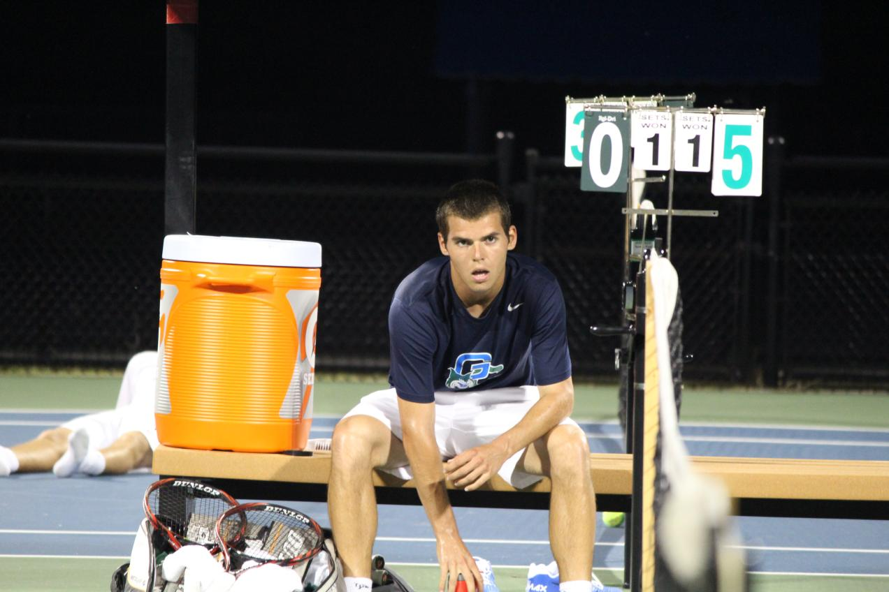 No. 4-Seed Bobcats Win Hard-Fought Match Against No. 5-Seed Augusta State, 5-4