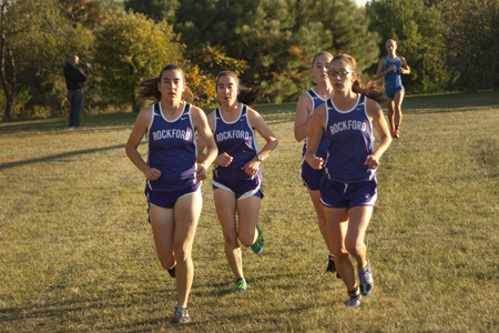 Regents Compete at Falcon Invitational