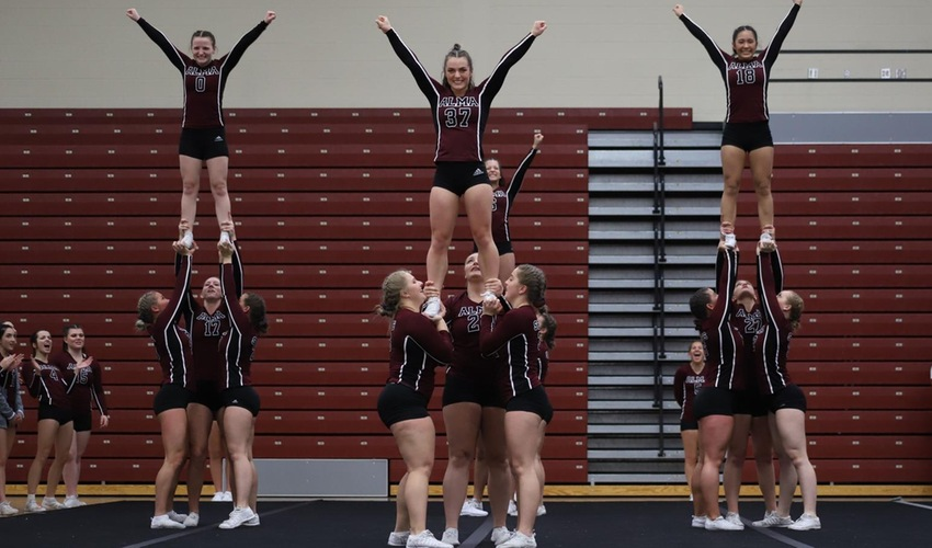 STUNT Wins Two More at Fontbonne Tournament