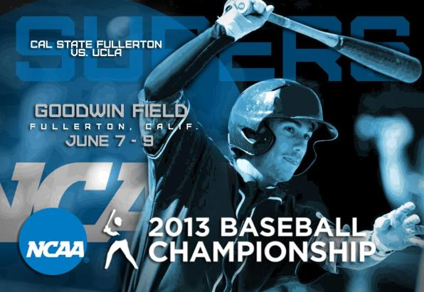 NCAA Baseball Super Regional Games 1 & 2 Sold Out