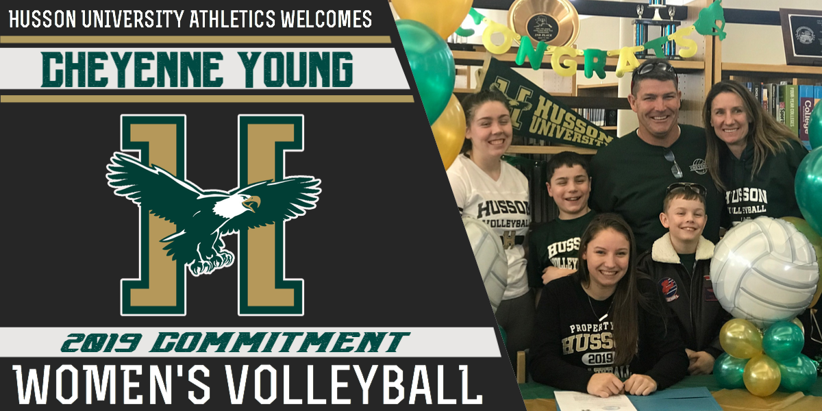 Alaskan Recruit Cheyenne Young Commits to 2019 Volleyball Squad