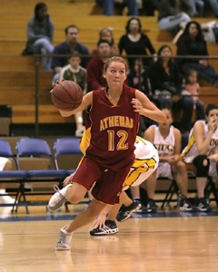 Woolsey Named SCIAC Athlete of the Week