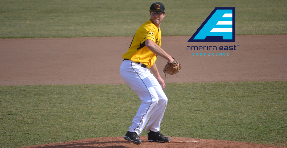 Vanderplas Garners America East Pitcher of the Week Honors