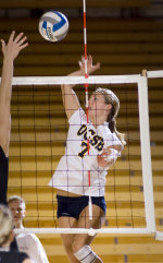 UCSB Loses in Five at Cal State Northridge