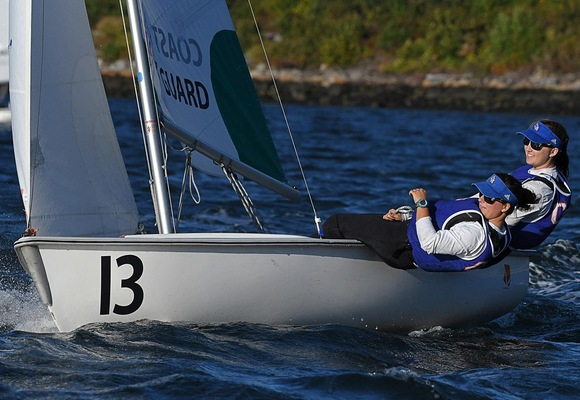 Women's Sailing Qualifies for Atlantic Coast Championship