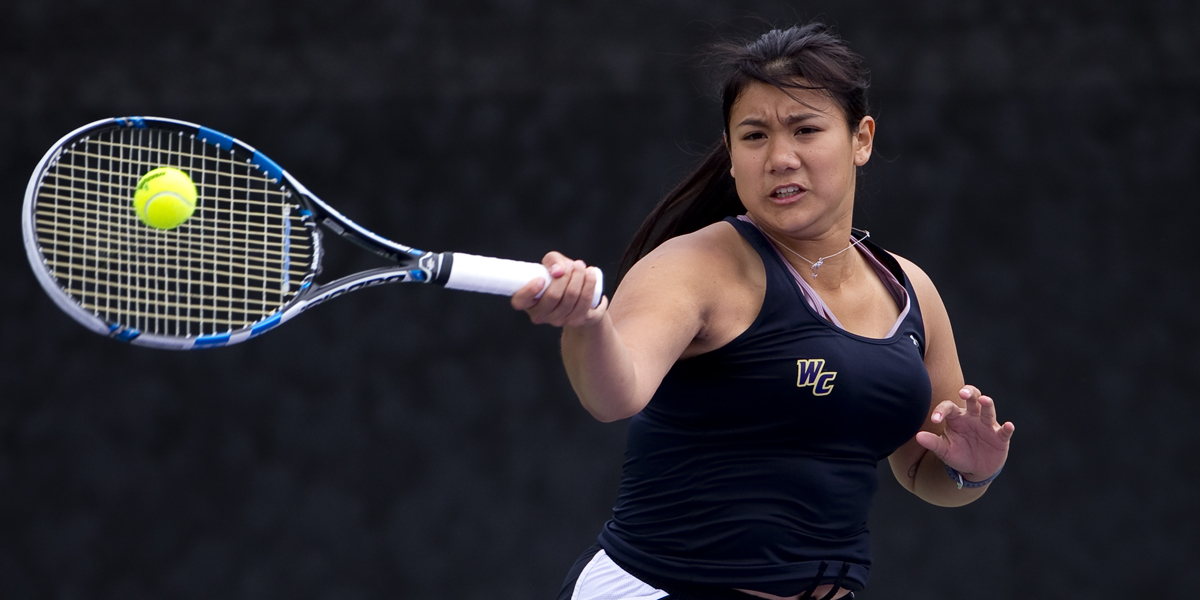 Women's Tennis opens with 9-0 win over Mills