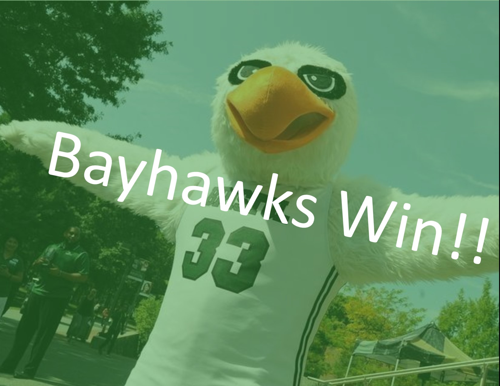 The Bayhawks Earn A Second Win!