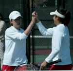Tennis Teams Prepare for WCC Championships
