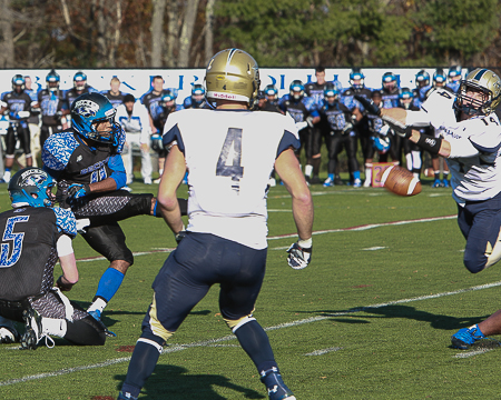 Papacek earns his first ECFC Special Teams Player of the Week award