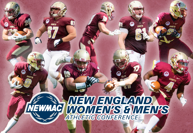 Football: Cadets pick up ten All-Conference awards