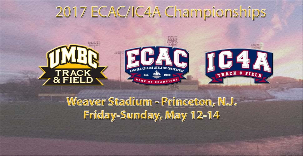 Track and Field Continues Season at ECAC/IC4A Championships This Weekend