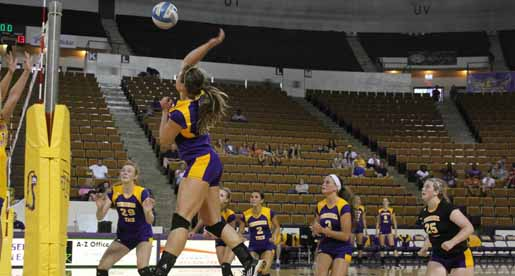 Purple and Gold Scrimmage preps Golden Eagle squad for first tournament