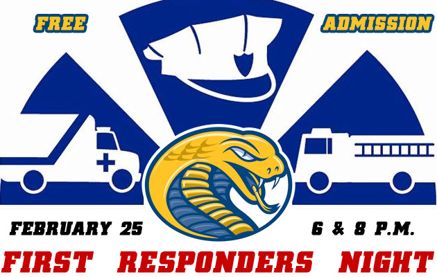 Coker to Host First Responders Night